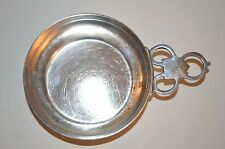 HULL & SANDERSON CIRCA 1655 STERLING SILVER REPRODUCTION PORRINGER CURRIER ROBY