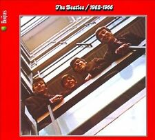 1962-1966 [Digipak] by The Beatles (CD, Oct-2010, 2 Discs, Parlophone (UK))