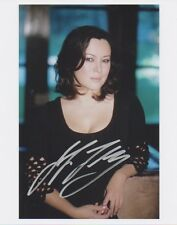JENNIFER TILLY Signed 10x8 Photo BRIDE OF CHUCKY  COA