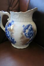 VINTAGE STOKE ON TRENT PITCHER - PORCELAIN MADE IN ENGLAND