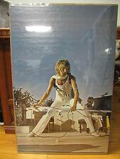 Rod Steward rock n roll orig 1977 Vintage Poster vintage 433