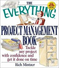 The Everything Project Management Book (Everything (Business & Personal Finance)