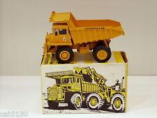 Caterpillar 769B Dump Truck - o/c o/d - 1/50 - Gescha #276 - w/ Box