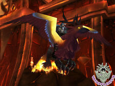 Blazing Hippogryph Loot Card World of Warcraft Epic Flying Mount WoW TCG Rare