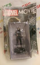 Eaglemoss Marvel Movie Collection Issue 10 WINTER SOLDIER Figure/Mag- NEW Sealed