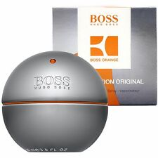 HUGO BOSS ORANGE IN MOTION ORIGINAL EAU DE TOILETTE HOMME 90ml VAPO NEUF BLISTER