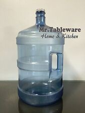 MrTableware 5 Gallon Plastic Water Bottle Jug Container (Made in USA)