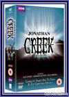 JONATHAN CREEK - COMPLETE SERIES 1 2 3 & 4 PLUS THE XMAS SPECIALS *BRAND NEW***