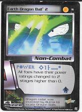 Dragonball Z TCG *Gratis Schutzhülle*   Earth dragon ball #16   2000