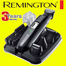 Remington PG6130 Para Hombre Recargable 4 en 1 Kit Personal Trimmer Clipper Groomer