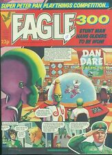 EAGLE weekly British comic book August 20 1983 VG+ Action Force back cover ad