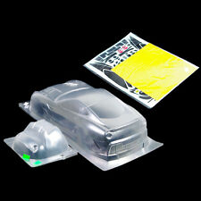 201213  1:10 FERRARI 599XX PC Transparent RC 195mm Drift Model Car BODY SHELL