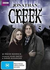 Jonathan Creek Series 5 NEW R4 DVD