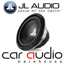 JL Audio 10w0v3-4 10 Inch 25cm 300 Watts 4 ohm Car Sub Subwoofer