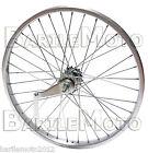 Ruota / Cerchio Posteriore CONTROPEDALE Bici City Bike - Fixed - Single 28