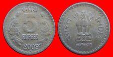 5 RUPEES 2009 INDIA-17807