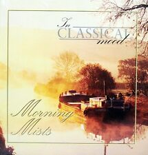 Brand New In Classical Mood: Morning Mists #29 CD & Book Mozart Bizet Grieg Bach
