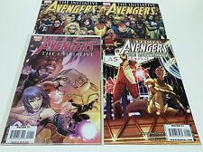 CIVIL WAR THE INITIATIVE SET #1 (MARVEL/AVENGERS/Annual011674) SET LOT OF 4