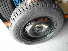 LANDROVER FREELANDER 2 17 INCH SPARE WHEEL WITH UNUSED TYRE GOODYEAR WRANGLER