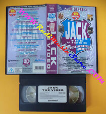 VHS JACK THE VIDEO Art of noise Simon Harris Raze Coldcut (VM10) no mc dvd lp