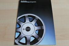118069) Toyota - LM-Räder - Prospekt 02/1991