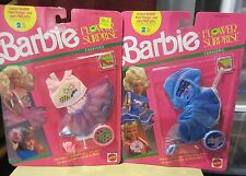 BARBIE FASHIONS -FLOWER SURPRISE  OUTFIT - NEW IN PACKAGE