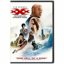 xXx: Return of Xander Cage (DVD 2017)NEW* Action* PRE-ORDER SHIPS ON 05/16/17