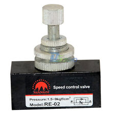 "1/8""High Velocity Low Price Pneumatic Quick Exhaust Control Valve"