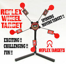 REFLEX  SPINNING WHEEL TARGET  Airgun Air Rifle Moving spinning HFT