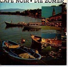 (AR585) Cafe Noir, Die Zomer - 1995 DJ CD