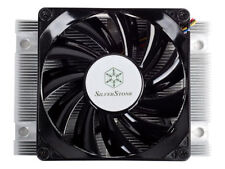 SILVERSTONE RL-NT07-AM2 - Low Profile Cooler for slim PC 80mm