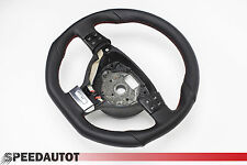 R-Line VW Passat B6 Leather Steering Wheel New multi function Red