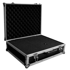 Universal-Koffer-Case FOAM GR-1 schwarz /  Alukoffer  / DJ Case