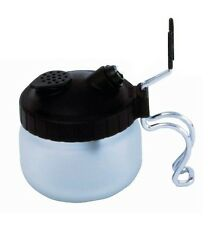 3 in 1 Airbrush Cleaning Pot Airbrush Stand Station With Filters