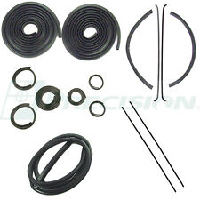 NEW Weatherstrip Seal Kit / FOR 1947-50 CHEVY GMC PICKUP TRUCK W/O 5-WINDOW CAB