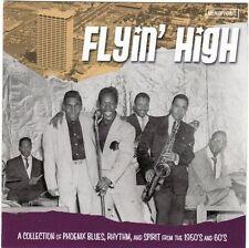 """Fantastic Arizona Soul/Blues/Gospel/R&B/Jazz CD """"FLYIN' HIGH"""" 27 wild tracks A++"""