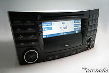 Mercedes Audio 50 APS BE6025 CD CC W211 S211 E-Klasse Navigationssystem Navi