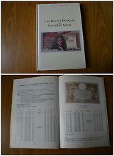 LIBRO LES BILLETS FRANCAIS DU VINGTIEME SIECLE CLAUDE FAYETTE III EDIZIONE 1994