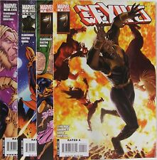 Marvel ComicsNew Exiles lot of 4 books.  4-6, 16.   Chris Claremont storylines