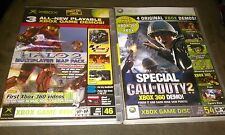 2 Xbox Demo Game Lot #54 Call of Duty 2, Halo 2 #46 First Xbox 360 Videos Ghost