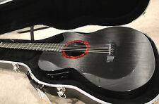 Rainsong Shorty LA2 Limited Edition Acoustic Electric Guitar Composite New MINT