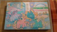 1989 MILTON BRADLEY My Little Pony Classic 100 Piece Puzzle 4576-10