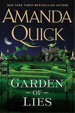 Garden of Lies by Amanda Quick (2015, Hardcover) First Edition