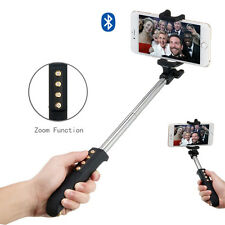 Mini Bluetooth Extendable Handheld Monopod Selfie Stick For iPhone Smart Phone