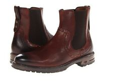 UGG Australia Collection Men's Stevano Dress Leather Boots 13 ITALY RARE