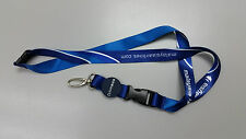 oneworld Limited Edition Malaysia Airlines Blue Lanyard NEW