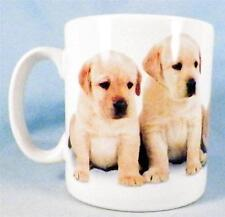 Puppies Coffee Mug Otter House England Stoneware Help With Dog Breed