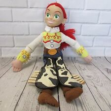 """Jessie Cowgirl 15"""" Cloth Doll Toy Story Character Plush Disney Pixar Gag Gift"""