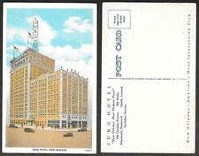 Old Postcard - Louisiana - New Orleans - Jung Hotel