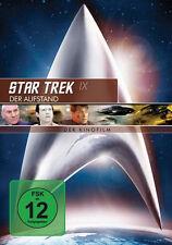 STAR TREK 09 IX  - DER AUFSTAND Raumschiff Enterprise PATRICK STEWART DVD Neu